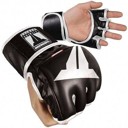 Throwdown Traditional MMA Gloves 1