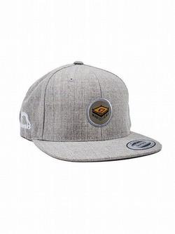 snapback cap RING melange 1
