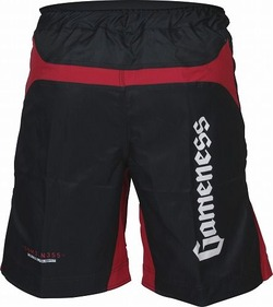 Strike Shorts Black Red 2