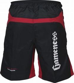 Strike Shorts Black Red 2
