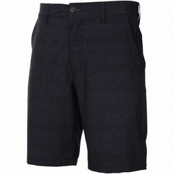 RVCA Benefits Hybrid Walkshort  Black 1