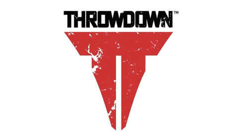 Throwdown-energy-drink-logo-design