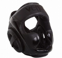 Elite Headgear matteblack 2