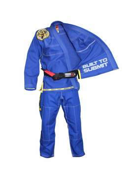 BTS Light Weight Deluxe Gi  Blue 5