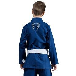 Contender Kids BJJ Gi blue2