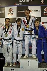 ブラジリアン柔術ヨーロッパ選手権ハファエル・メンデス