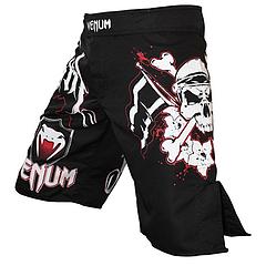 VENUM ファイトショーツ Muay Thai Fighters 黒