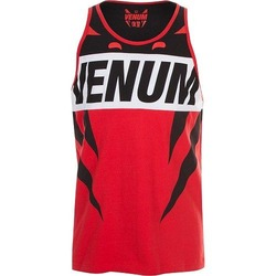 Revenge Tank Top red black1