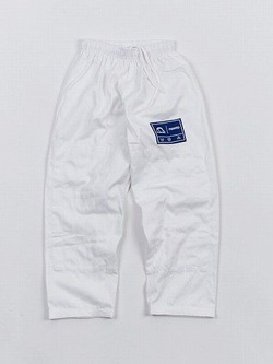 Junior Youth BJJ Gi white 3