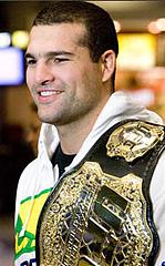BAD BOY ジップパーカー ショーグン UFC113 白