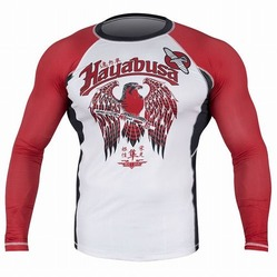 Showdown Rashguard Longsleeve wr 3a