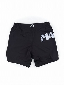 MANTO fight shorts STENCIL black4