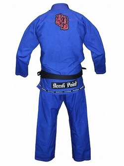 GI Light Weight Deluxe 2013 2014 Blue4
