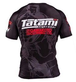 Dean Lister Limb Reaper Rash Guard 2