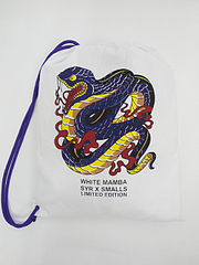Shoyoroll 柔術衣 Batch#8 White Mamba