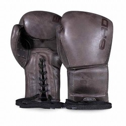 Legacy 20 Boxing Gloves Lace Up blown1