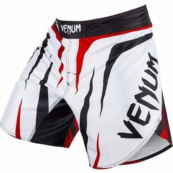Shorts Sharp Wt BK Red1