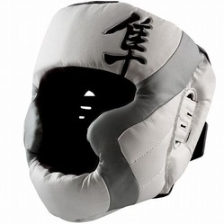 Tokushu Headgear wt Gray1