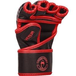 Challenger MMA Gloves blackred 2