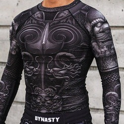 Lord Godless Rash Guard 2