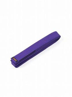 belt BJJ LABEL purple 1
