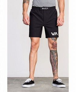 VA Sport Grappler Short black 1