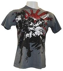 VENUM Tシャツ Samurai グレー