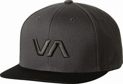 VA Snapback II Hat blackgray