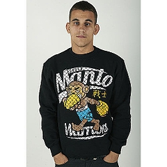 sweatshirt WARRIORS black1