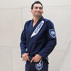 SPIDER ROSSO NAVY BLUE ADULT GI 1