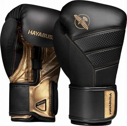 T3 Boxing Gloves blackgold1