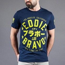Scramble x Tatami Eddie Bravo Shirt1