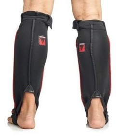 Grappling Shin In Step Guards Black 2