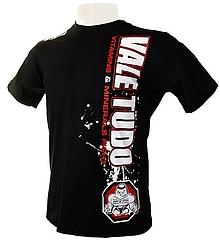 V&M Tシャツ Revolt 黒