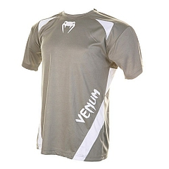 PUMP Dry Fit Tee Silver 1