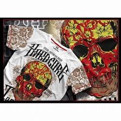 Skull Folk white 2a