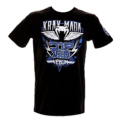 Krav Maga Evolution T-shirt  Black 1