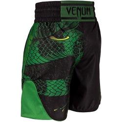 Green Viper Boxing Shorts BlackGreen 3