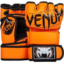 Undisputed 20 MMA Gloves Semi Leather orange 1