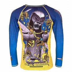 Honey Badger V5 Rash Guard 2