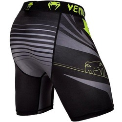Sharp 3 Vale Tudo Shorts blackyellow3