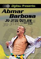 DVD アブマー・バルボーザ「柔術アウトロー」ブラジリアン柔術テクニック