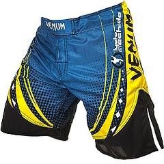 Fightshort Venum Electron 3.0 Lyoto Machida UFC 157 Edition Blue1