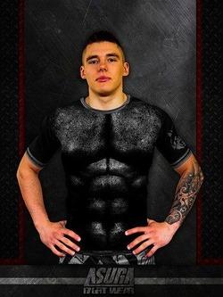 Muscles Rashguard 1