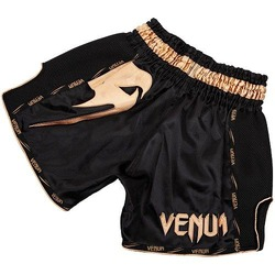 Giant Muay Thai Shorts blackgold 2