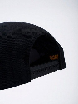 snapback cap RING black 4