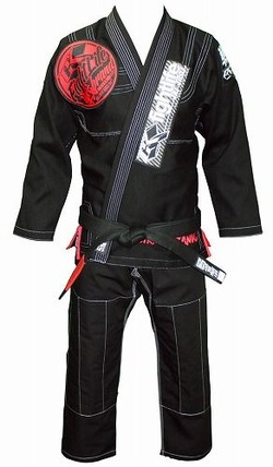 Limited Edition Fight Life Gi Black 1