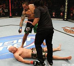 UFC102 チアゴ・シウバ