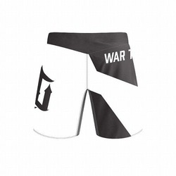 Focus Grappling Shorts blackwhite 2