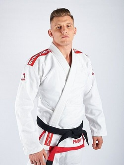 EVERYDAYPORRADA BJJ GI white1